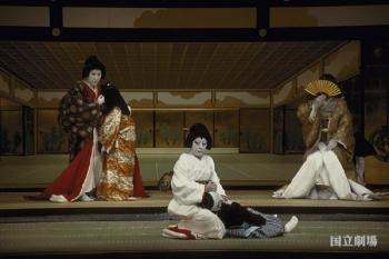 歌舞伎「伽羅(めいぼく)先代萩.jpg